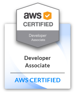 Awards-Home_Developer - AWS CERTIFIED